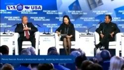 Manchetes Americanas 7 Dezembro: A executiva da Huawei, Meng Wanzhou, poderá ser extraditada para os EUA