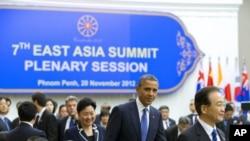President Barack Obama's Asia Trip
