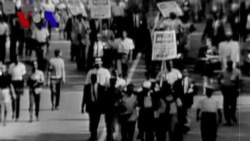 MLK and the March that Shaped History (VOA On Assignment Aug 30)