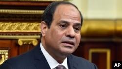 Shugaban Misira Abdel-Fattah el-Sissi