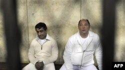 Екс-міністр туризму Єгипту Зухейр Ґарана (праворуч)