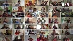 Музична пауза! Національний симфонічний оркестр продовжує тішити шанувальників класичної музики. Відео