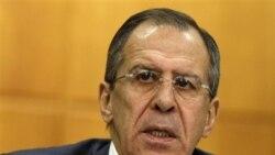 لاوروف کاهش جنگ افزارهای متعارف را برای مذاکرات آتی با آمريکا مطرح می کند