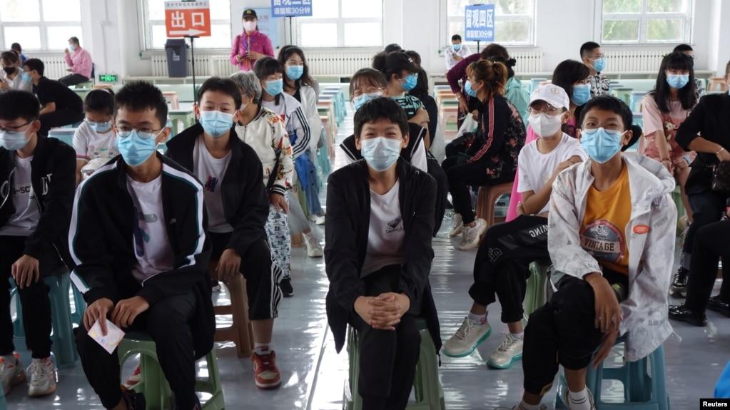 中国新冠疫情持续扩大 确诊病例创一月低以来新高