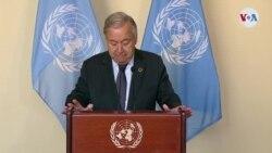El cambio climático, una prioridad para la ONU y los líderes del mundo