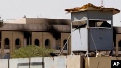 Kantor Kementerian Kehakiman Irak di Baghdad (foto: dok). PBB mengecam sistem pengadilan di Irak yang dinilai mengkhawatirkan.