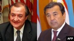 """Abdulaziz Komilov va Sodiq Safoyev Vashingtonda """"6 plyus 3"""" tashabbusini tushuntirdi"""