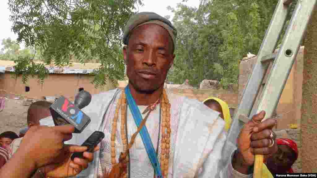 NIGER: Taron Matsafa na shekara shekara