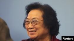 中国药学家屠呦呦获得2015年诺贝尔生理学或医学奖。