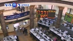 Egyptian pound hits a record low after the central bank imposes a new currency regime.