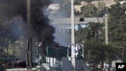 عکس العمل صدر اعظم بریتانیا در قبال حملۀ امروزی در کابل