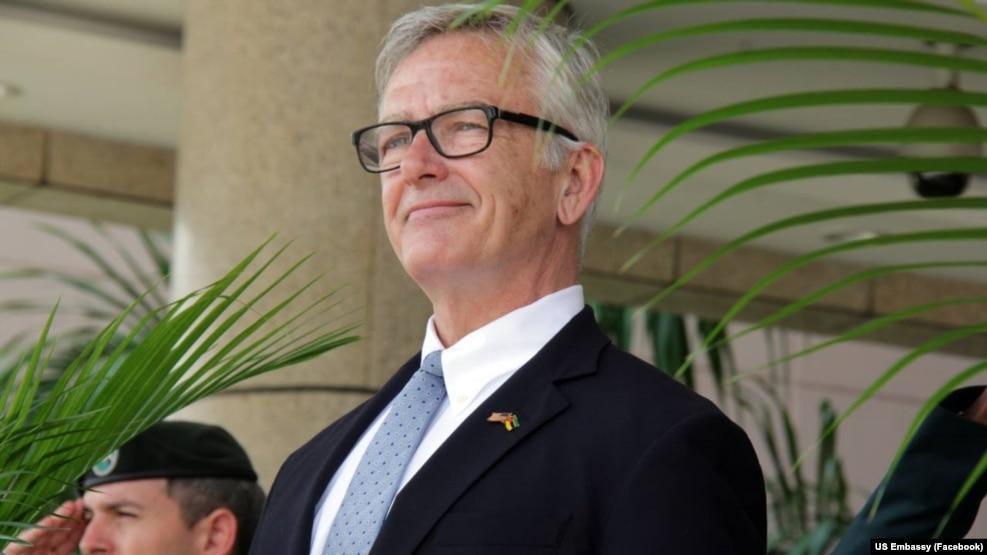 Dean Pittman Embaixador dos Estados Unidos para Moçambique