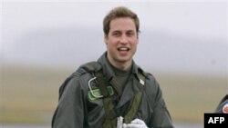 Princi Uilliams merr pjesë në një mision kërkim-shpëtimi