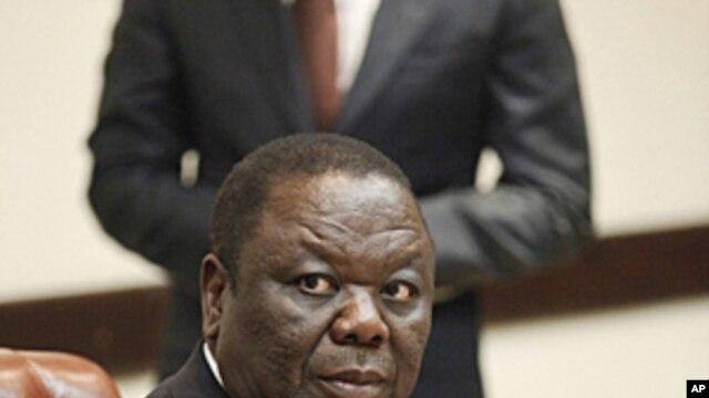 Zimbabwe's Prime Minister Morgan Tsvangirai, (File).