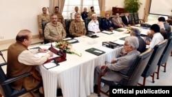 قومی سلامتی کمیٹی کا اجلاس