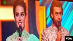 فرحان سعید اور اقرا عزیز نے بہترین میل اور فی میل اداکار کا ایوارڈ حاصل کیا۔