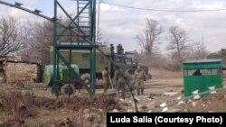 ხურვალეთი, რუსი სამხედროების სათვალთვალო კოშკი