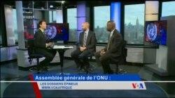 Washington Forum du 1er octobre 2015 : 70e Assemblée générale de l'ONU
