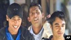پاکستانی کھلاڑیوں پربرطانیہ میں فرد جرم عائد