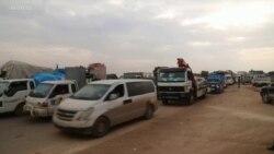 Sirijske vladine snage napreduju ka gradu Maret al Numanu