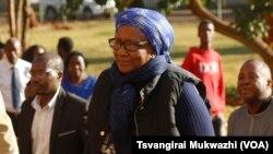 Zimbabwe Minister Arrested