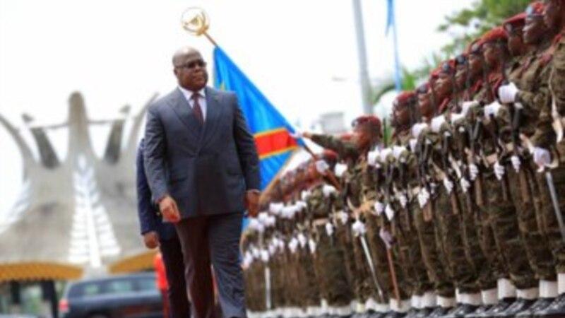 """Libération provisoire de l'opposant congolais arrêté pour """"outrage"""" au président Tshisekedi"""