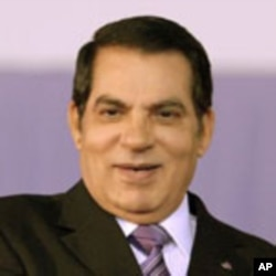 Key People in Tunisia Political Unrest