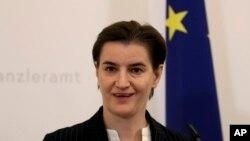 Arhiva - Ana Brnabić, predsednica Vlade Srbije