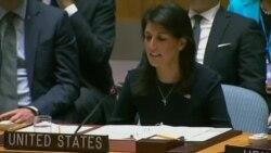Хејли: Советот за безбедност треба да каже - доста е!