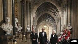 Vesminster, Britaniya parlamentida, 25 may 2011