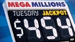 El premio actual es el mayor desde diciembre de 2013 cuando dos ganadores compartieron en California y Georgia $648 millones.