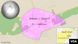 Sekelompok militan berupaya menyerbu konsulat India di kota Mazar-i-Sharif, Afghanistan utara Minggu 3/1 (foto: ilustrasi).