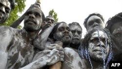 Avustralya'da Aborjin Skandalı