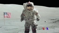 美国专讯:1)纪录片聚焦最后的登月宇航员 2)吸食岩矿微生物改变对生命的科学认识