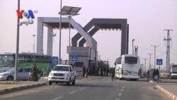 گذرگاه مرزی بین مصر و نوار غزه پس از یک دهه گشوده شد
