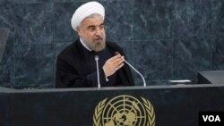 حضور حسن روحانی در شصت و هشتمین نشست مجمع عمومی