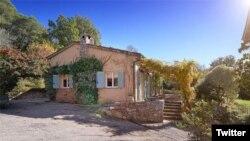 خانه ییلاقی جولیا چایلد در فرانسه