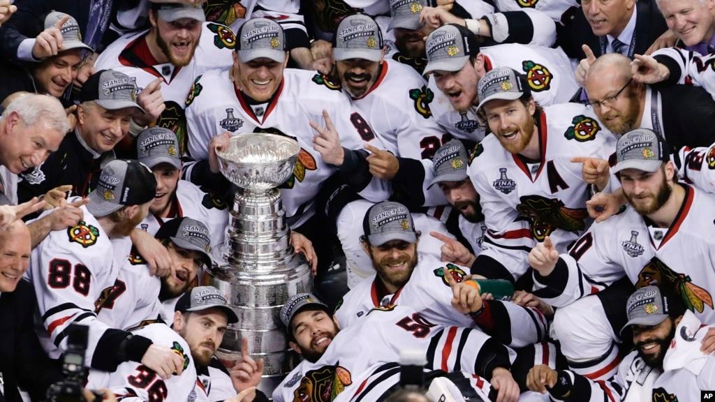 Chicago Blackhawks Stanley Cup 2013