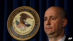 William F. Sweeney, subdirector del FBI.