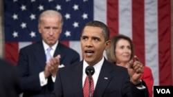 Obama comparó la inversión con el desarrollo de la red de carreteras de la nación.
