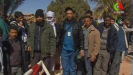 Oslobođeni taoci u Alžiru