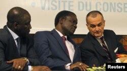 非洲領袖與聯合國成員討論地區問題