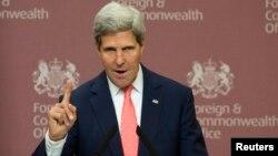 Wezîrê Derve John Kerry