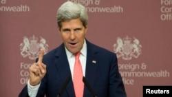 Menlu AS John Kerry menuntut Presiden Suriah Bashar al-Assad menyerahkan semua senjata kimianya sebelum akhir pekan ini (9/9).