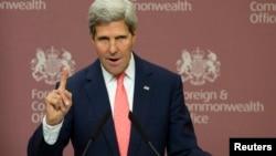 美國國務卿克里為美國對敘利亞政府採取軍事行動進行了充滿激情的辯護。