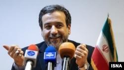 عکس آرشیوی - عباس عراقچی معاون وزیر امور خارجه ایران