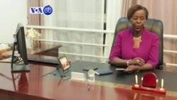 VOA 60 Afrique Bambara-Octobourou Kalo Tile Tani Fila, 2018