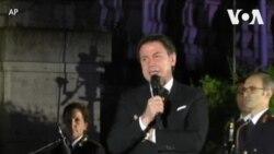 疫情全面受控 意大利总理感谢各行各业的努力