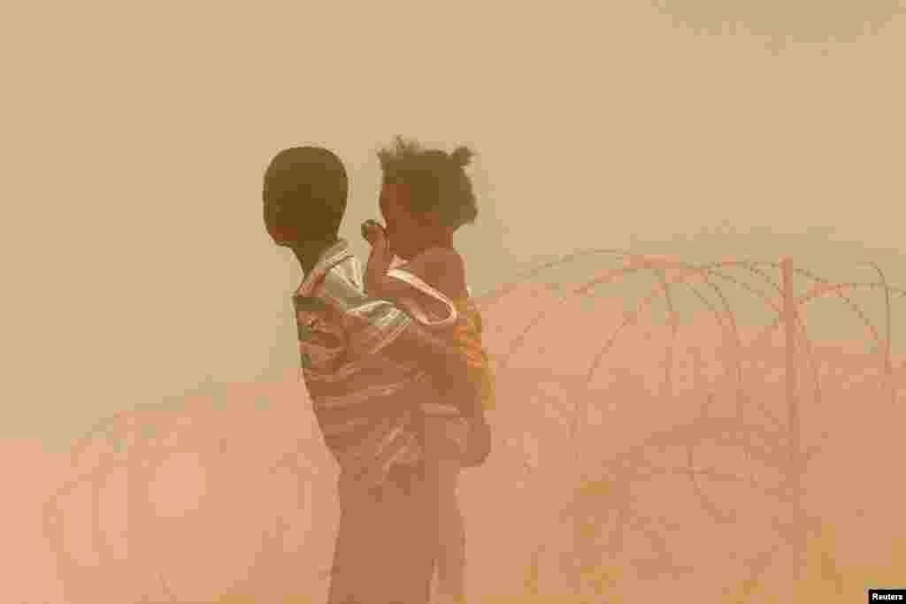 Notinch Markaziy Afrika Respublikasi