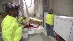 Pelatihan Perempuan untuk Pekerjaan Konstruksi di New York